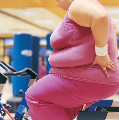 fat woman doing exercise porn