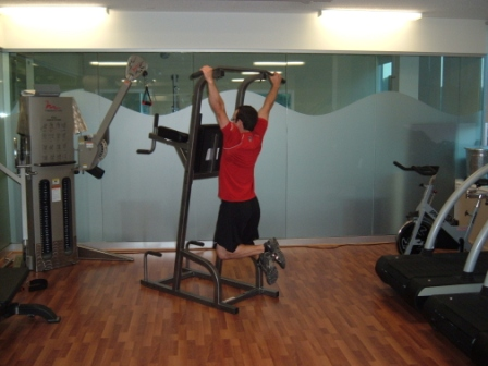 pullups, pull-up exercise