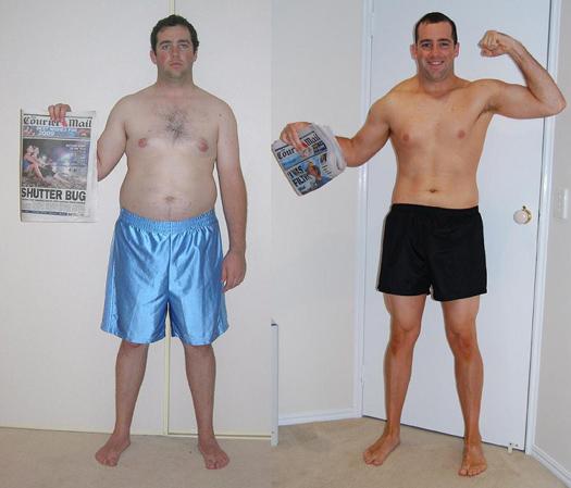 mens belly fat loss