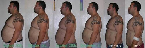 lose 100 pounds fat