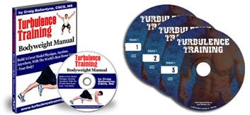 turbulence training DVDs
