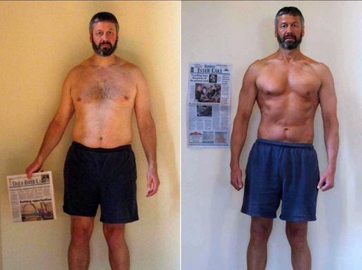 body transformation champion