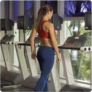treadmill-walking