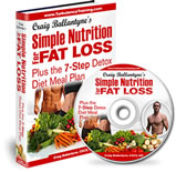 Simple Nutrition for Fat Loss eBook and DVD