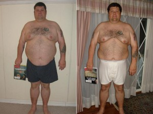 Body Transformation Contest: Charles Hiller Jr.