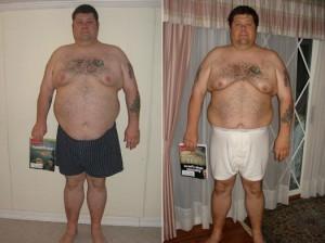 Body Transformation Contest Winner: Charles Hiller Jr