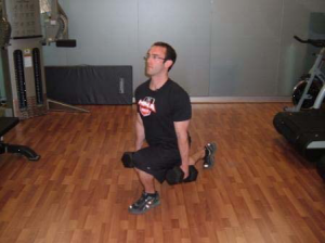 db lunges