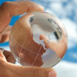 The world at your fingertips. Global business international trav