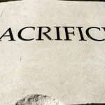 Character traits series - SACRIFICE