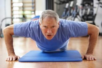 Old Man Workout