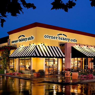 Corner Bakery Cafe Menu Calories