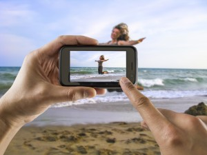 Want to Make Lasting Memories? Put Down Your (Camera) Phone