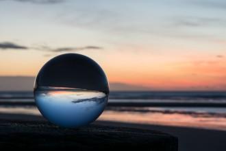 SunsetCrystalBall