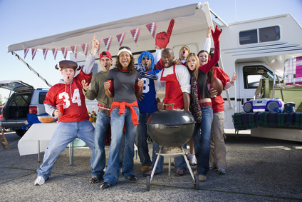 "5 Smart ""Plays"" for Healthy Tailgating!"