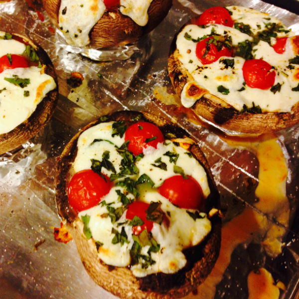 Portobello Pizza 2