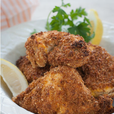 Healthy Southern Fried Chicken