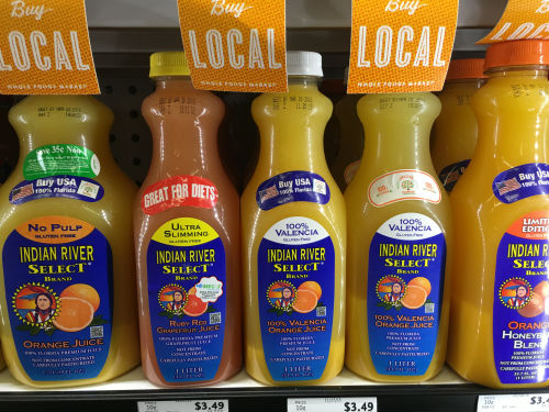 fruuit juice