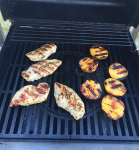 grilled peaches 1