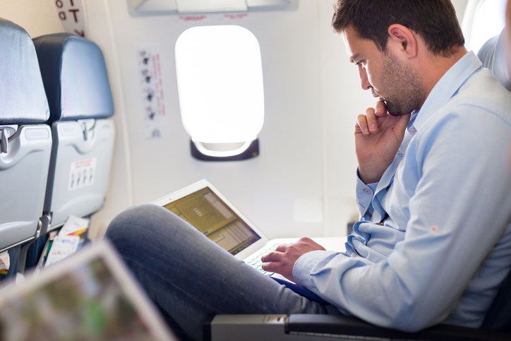 The Grouchy Traveler's Guide to Airplane Etiquette