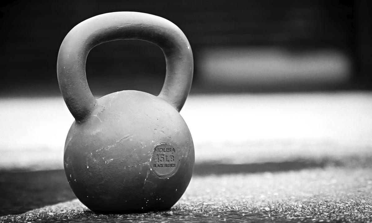 Kettlebell Bodyweight Circuit Workout