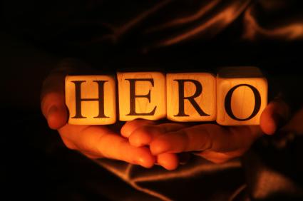 You, a Hero