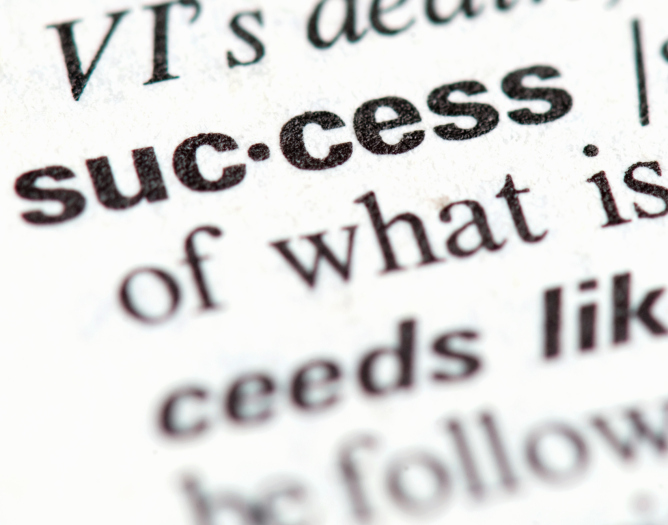 The Number One Predictor of Success