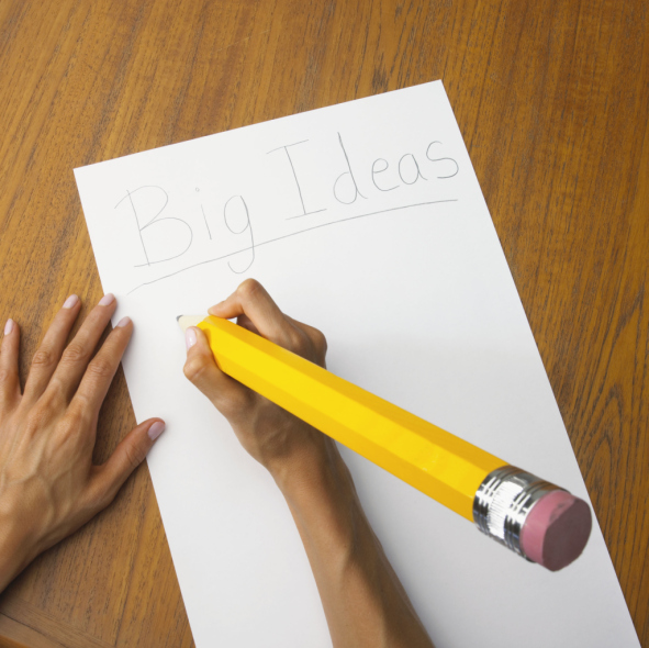 How to Write About Big Ideas