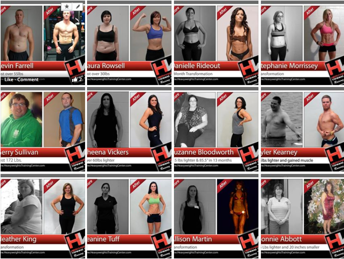 Fat Loss Transformation Secrets