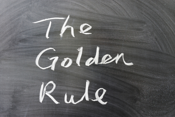 The Golden Rule in 2013