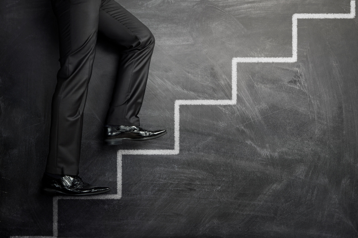 How to Find the Courage to Take that First Step