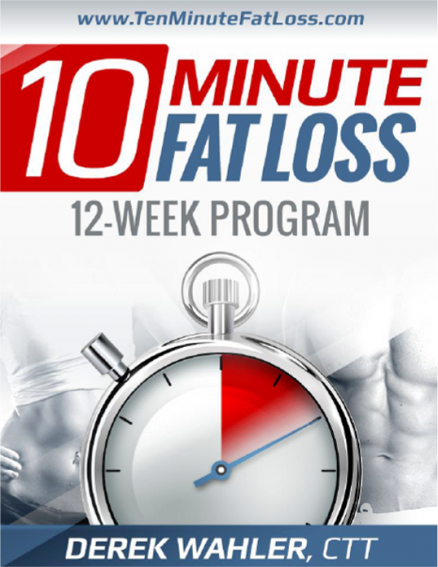 10 Minute Fat Loss Workout