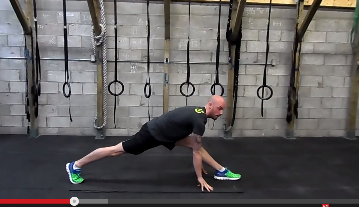 10-Minute Mobility and Recovery Workout