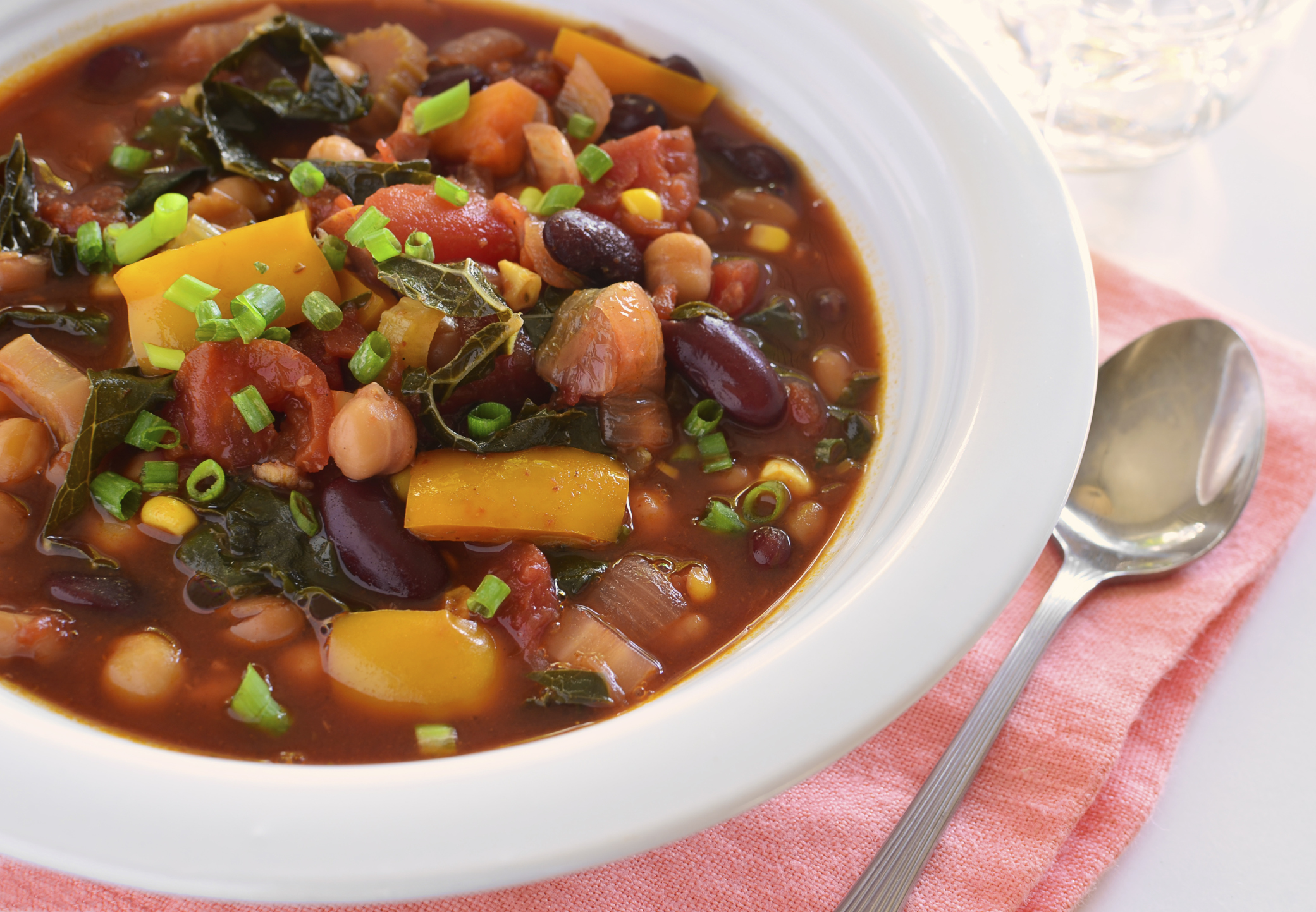This Fall Chili Recipe is Packed With Flavor — and Fiber!