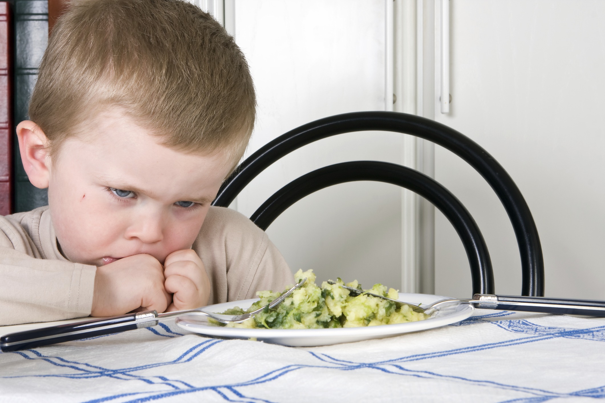 7 Tips For Dealing With Picky Eaters