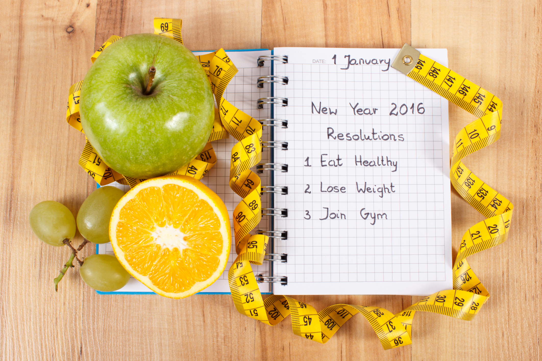 6 Reasons to Keep Your Health Resolutions
