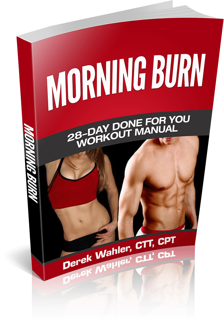 """7-Minute """"Morning After"""" Fat Burning Workout"""