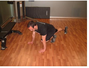 4-Minute Abs, Neck, and Back Fix