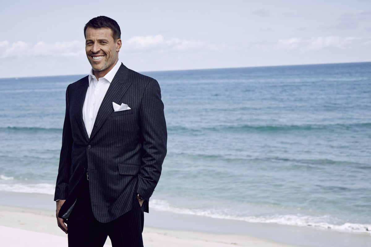 The Secret to Tony Robbins' 38 Years of Success