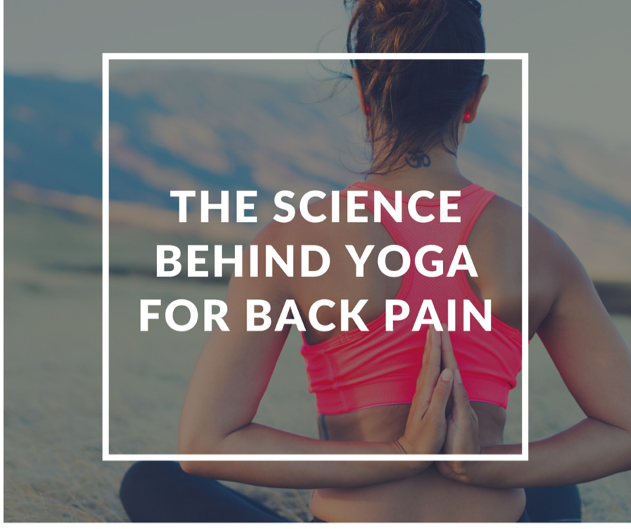 Science Validates Benefits of Yoga for Back Pain