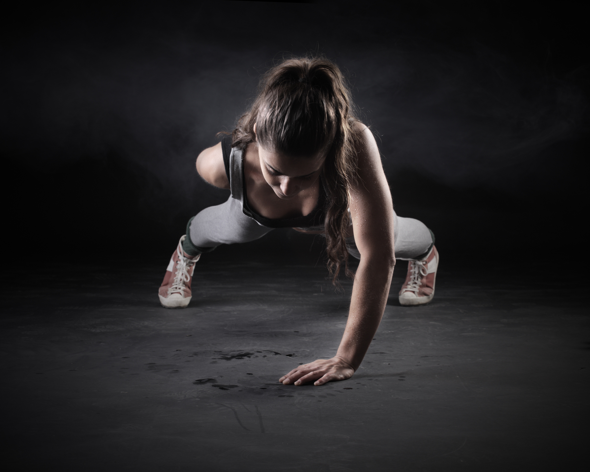 3-Minute Pushup Challenge