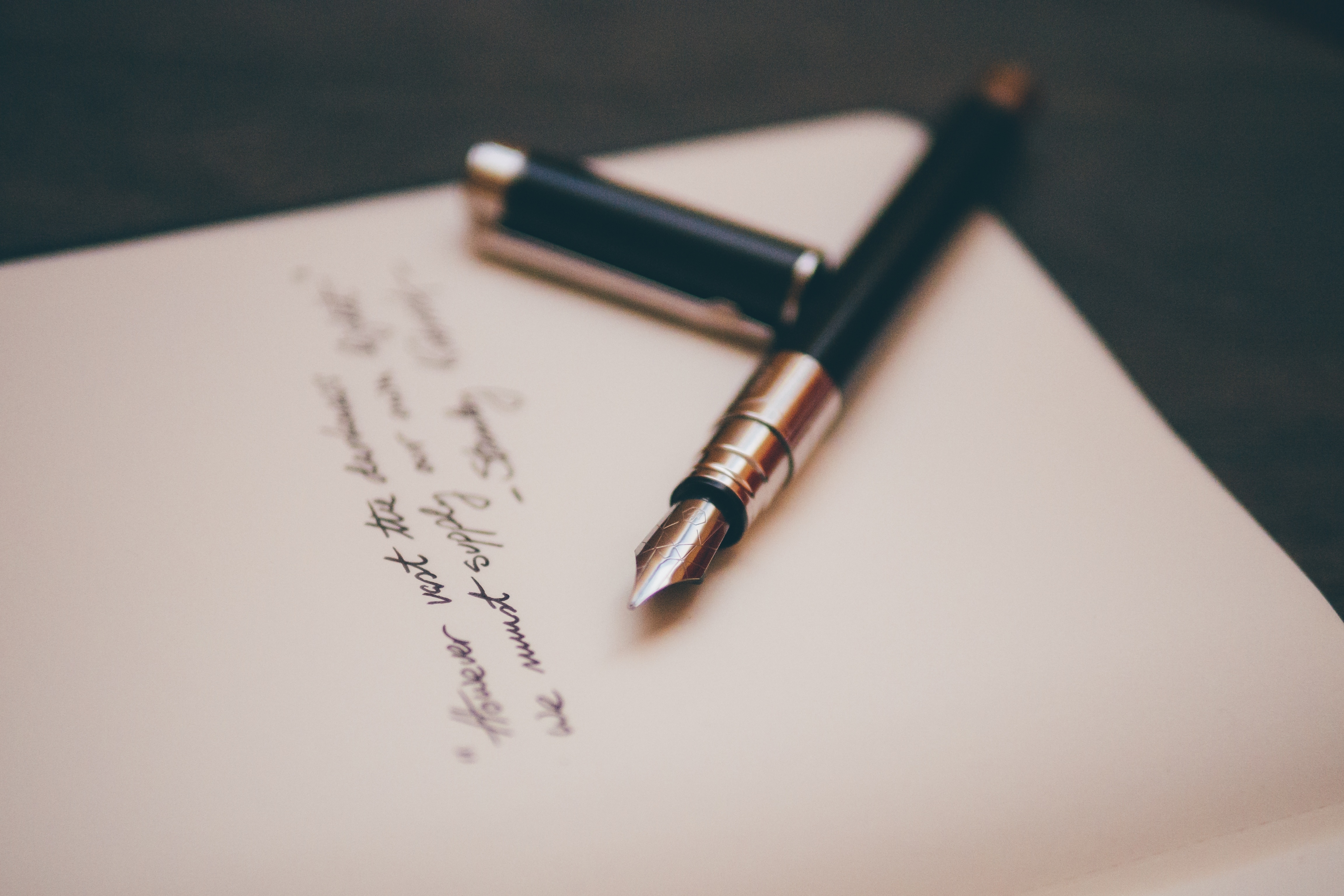 Why Writing with One Hand is Better than Writing with Two