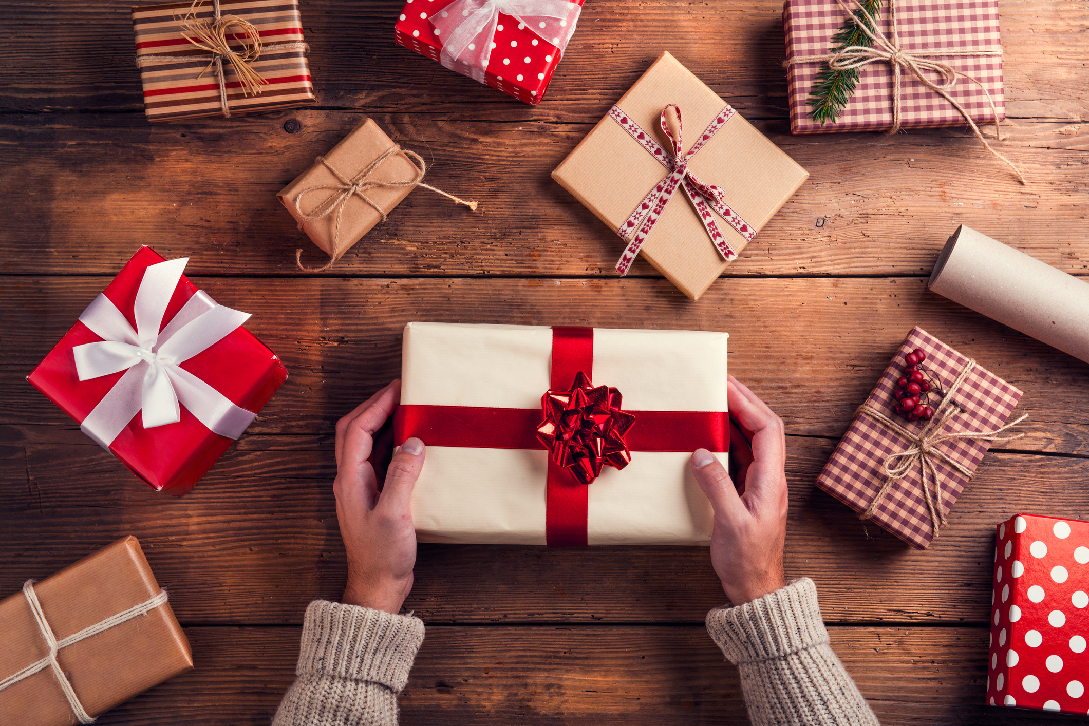 Rules of Gift Giving